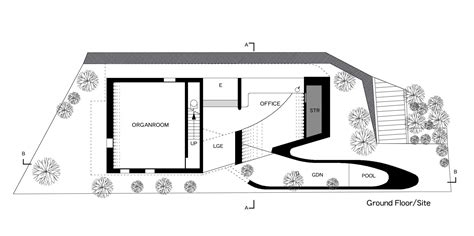 saltbox house plans designs gallery of celluloid jam n maeda atelier 25
