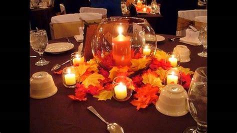 good fall wedding decorations ideas youtube