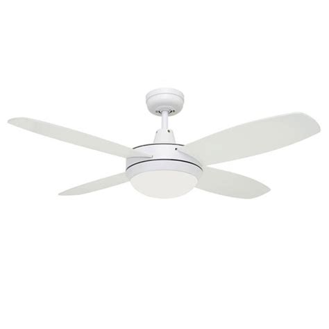 Small Ceiling Fan Light Lifestyle Mini Ceiling Fan With Light In White 42 Quot Martec Small Fan