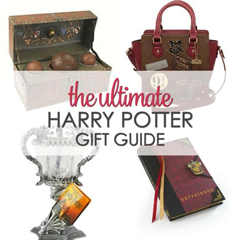 gifts to give a harry potter fan cool harry potter gift ideas it is a keeper