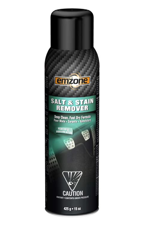 emzone car interior salt stain remover clean fast