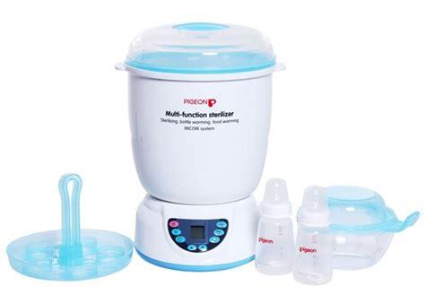 Pigeon Multi Function Sterilizer Penghangat Bayi Anak jual produk kebutuhan penghangat pengering dan