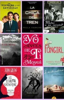 libros mas recomendados para leer en español libros recomendados 1 oscuros lauren kate wattpad