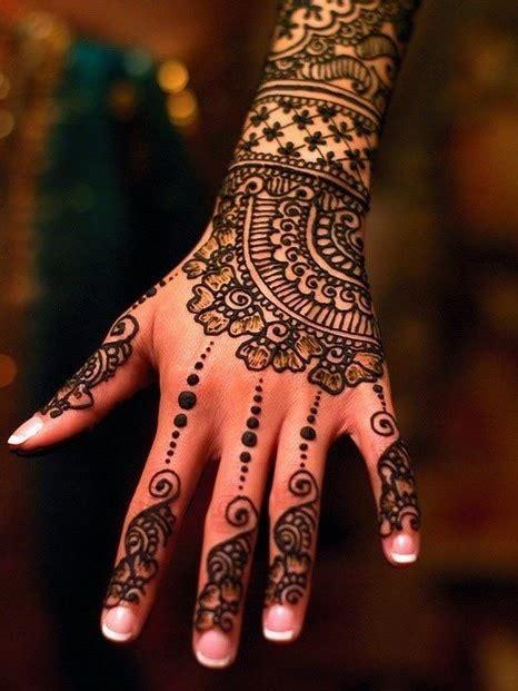 indian henna design craftionary