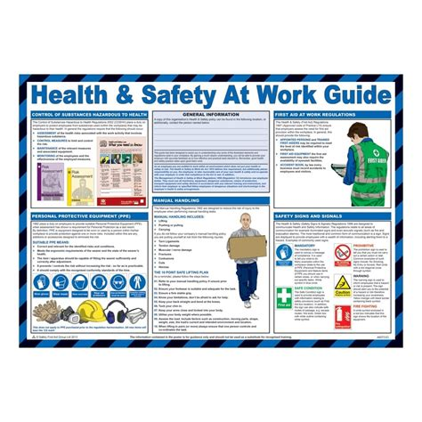healthcare information system hacking protect your system books health and safety at work guide posters 590mm x 420mm