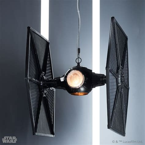Star Wars Tie Fighter Pendant Pbteen Wars Light Fixture