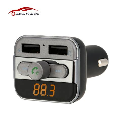 cheapest bluetooth car kits mp3 player with tf card slot