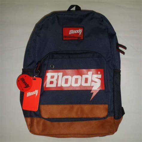 Tas Bloods Ransel redblackfull tas bloods grosir eceran tas bloods
