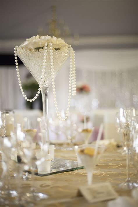 Best 25  Martini glass centerpiece ideas on Pinterest