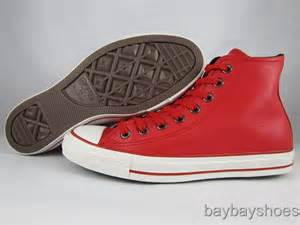 Converse Hi Monoblack Indonesia Madeunisex converse all leather hi high chuck true