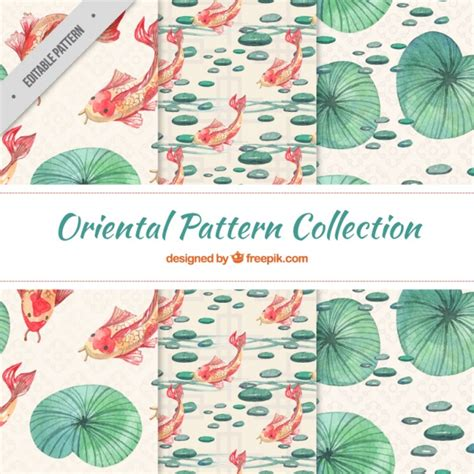 nature pattern vector free japanese nature patterns vector free download