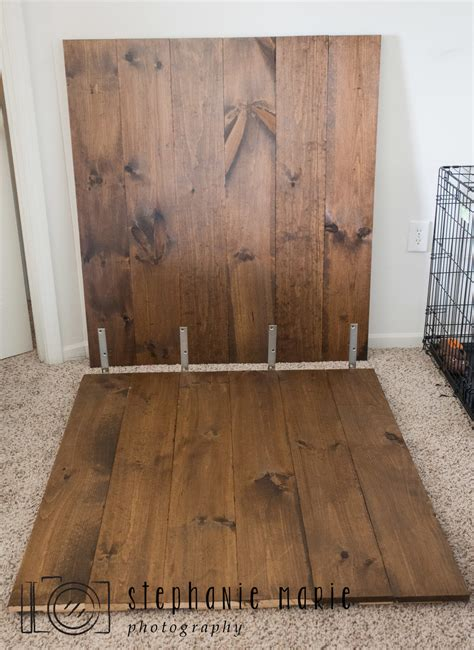 diy wood floor l diy faux hardwood wall floor