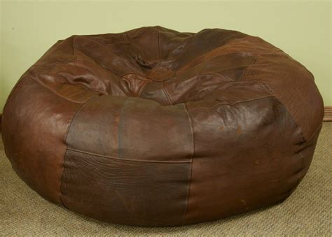 custom bean bag chairs custom made bean bag chair by dakota bison furniture