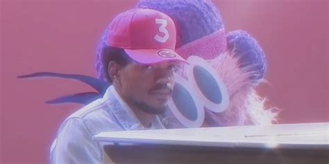 coloring book chance the rapper pitchfork chance the rapper premiere his new same drugs