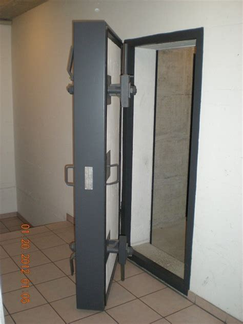 Door Shelter by Shelter Door Forest Green Tornado Shelter Door Custom