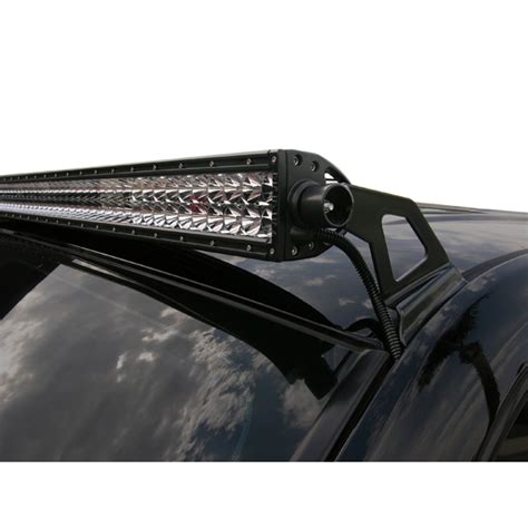 Mounting Led Light Bar On Roof 2007 2013 Silverado 50 Quot Led Light Bar