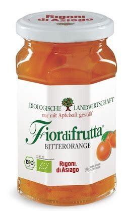 fior di frutta rigoni bitterorange bio fior di frutta rigoni di asiago 260g