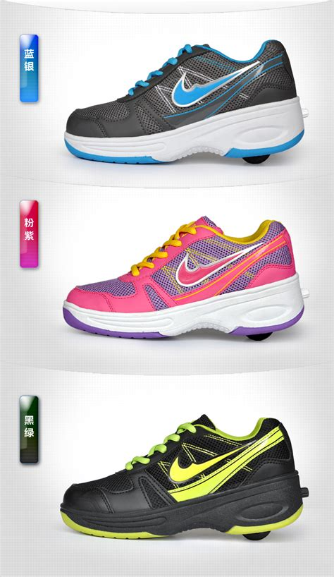 sneakers with wheels for adults 2015 children heelys roller shoes sneakers with