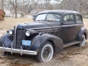 1938 Buick For Sale Vintage 1938 Buick Touring Sedan Hudson Goods