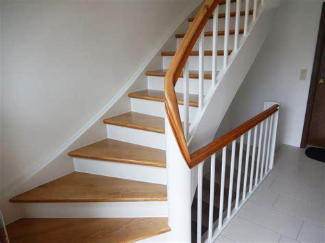holztreppe weiß lackieren treppe abschleifen und lackieren inspirierend treppe wei