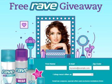 The View Spring Cash Sweepstakes - the spring free rave hairspray giveaway sweepstakes