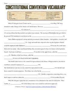 Outlining The Constitution Worksheet Answers by 1000 Images About Constitution S S Unit On