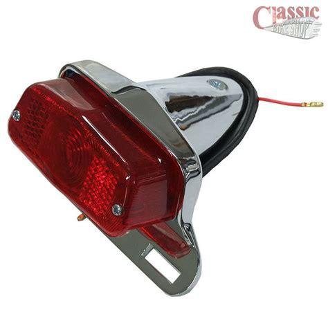 291 t140 l holder triumph t140 specail build tail light for classic