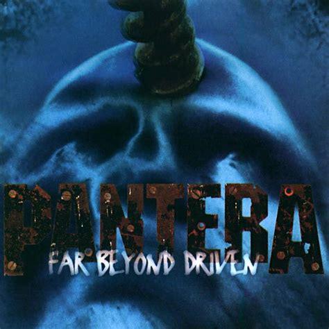 Cd The Panturas pantera far beyond driven reviews encyclopaedia metallum the metal archives