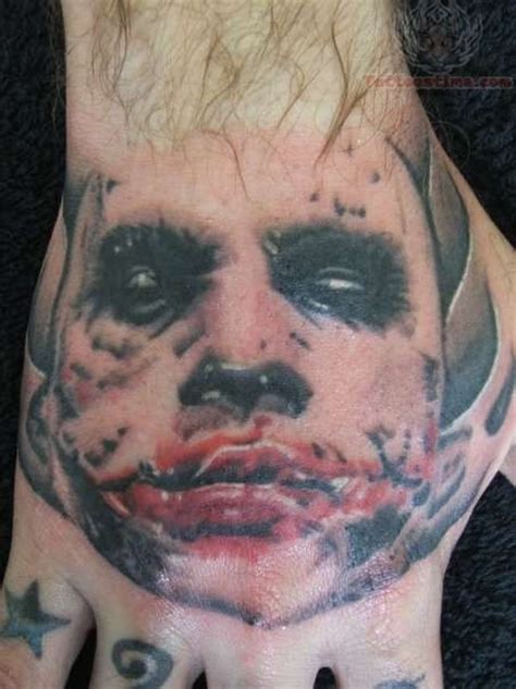 heath ledger tattoos 30 awesome heath ledger joker tattoos