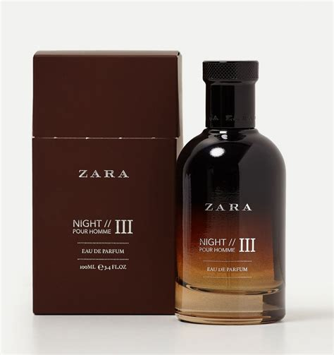 Parfum Zara zara pour homme iii reviews and rating