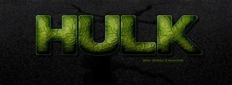 tutorial photoshop hulk cartoon and comics book photoshop styles psddude