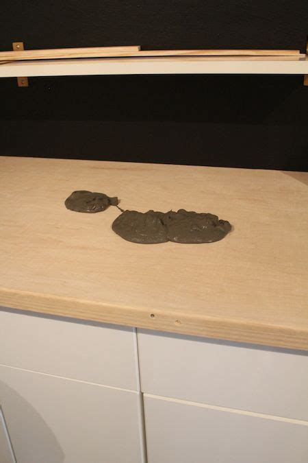 Ardex Feather Finish Countertops by 25 Best Ideas About Diy Concrete Countertops On