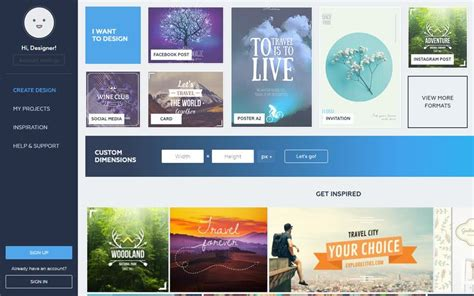 canva similar website crello genial alternativa a canva para crear online todo