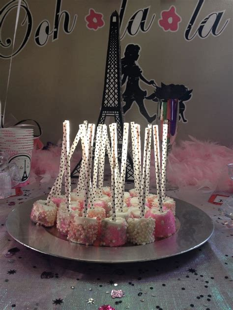 themes for marshmallow marshmallow pops party ideas marshmellow pinterest