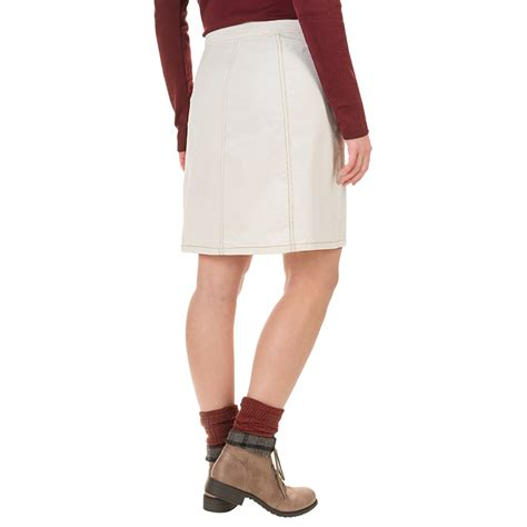 g h bass co stretch corduroy skirt for save 83