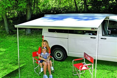 vw t5 cervan awnings fiamma f45s vw t5 wind out awning