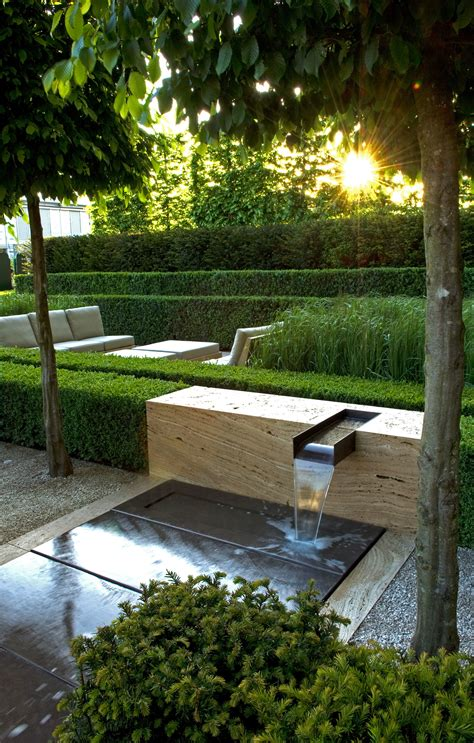 design garden contemporary landscapes modern gardens inspiration for