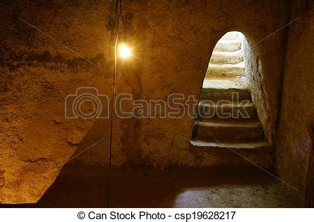 digging an underground room stock photography of underground room at cu chi tunnel historic place in csp19628217