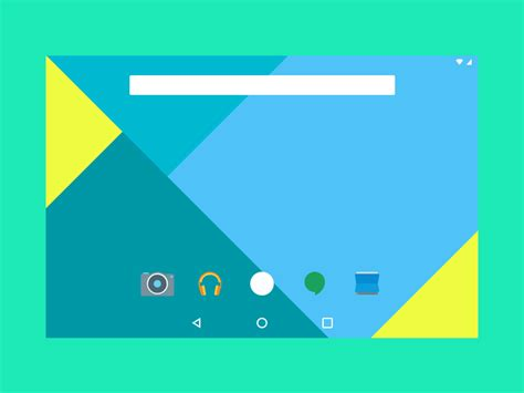 gif on android 5 interesting and intuitive material design drawers