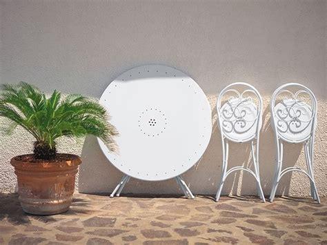 Table De Jardin Pliante 904 by Pigalle 924 Chaise Emu Pliable En M 233 Tal Pour Jardin