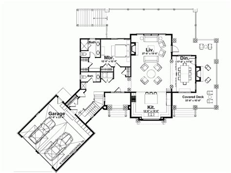 Open Kitchen Great Room Floor Plans | open kitchen great room inspiring house plans pinterest