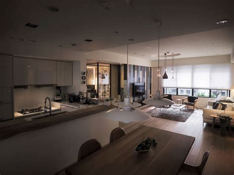 taiwanese interior design home in taiwan by fertility design caandesign