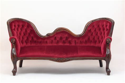 reproduction sofas know your antique styles victorian furniture laurel