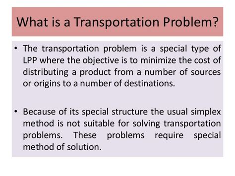 How Many Units Are Required For An Mba by Deepika 14 Mba5012 Transportation Ppt