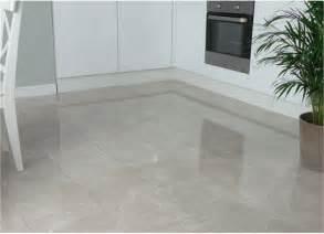 8mm bottocino high gloss cream laminate flooring tile effect