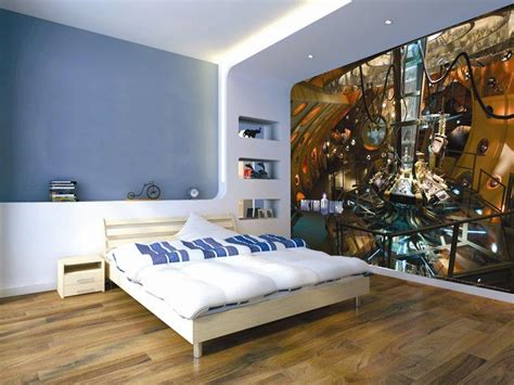 Tardis Wall Mural dr who mural tardis interior wallsorts