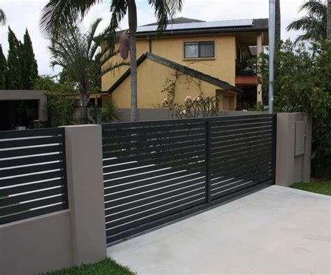 best 25 modern fence ideas on modern fence