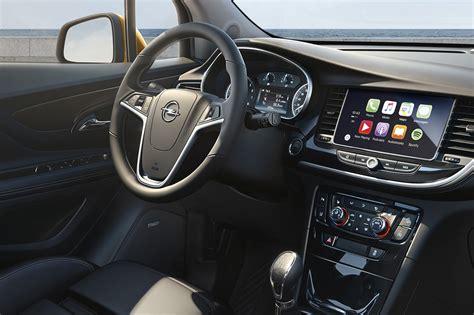 interni mokka opel mokka x di allcars360