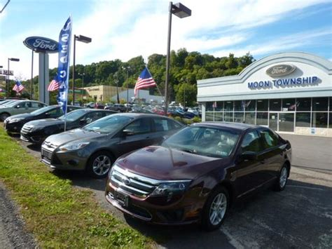 moon ford moon township ford car dealership in moon township pa