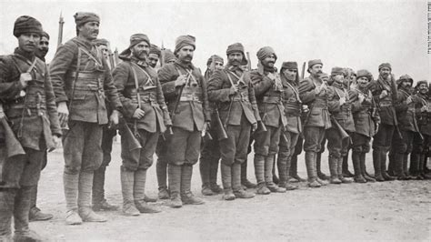 ottoman soldiers ww1 wwi gallipoli caign of 1915